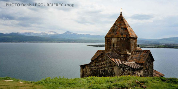 lake sevan church