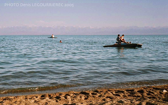 lake Issyk-Kul