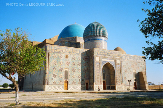 Turkistan Khoja Ahmed Yasawi Mausoleum