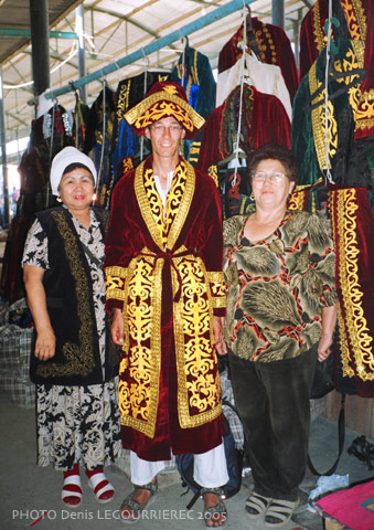 kazakh traditional dress