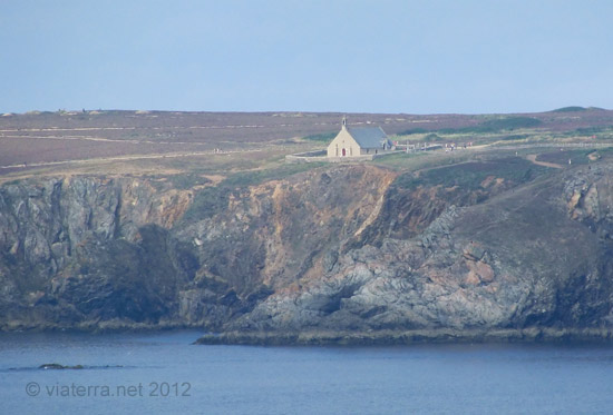 chapelle saint they sur la pointe du van