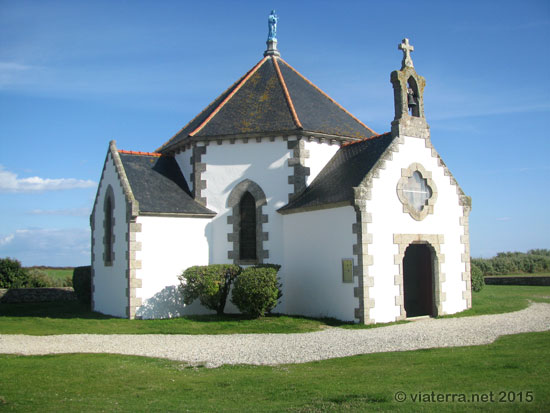 chapelle pointe penvins
