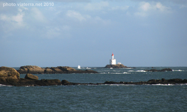 phare teignouse pointe conguel