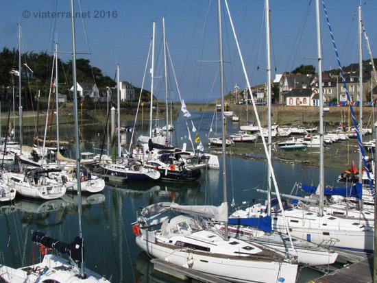 Photos de bretagne ports de p che et de plaisance - Plus grand port de plaisance d europe ...