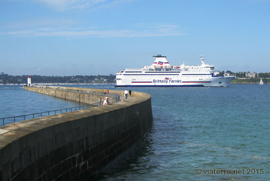 saint malo brittany ferries