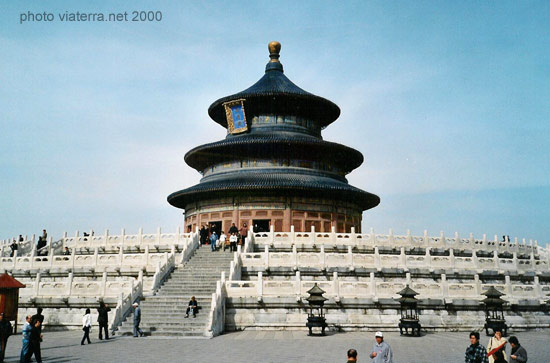 beijing temple of heaven tiantan