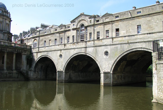 brigde in bath england