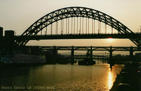 river tyne bridge