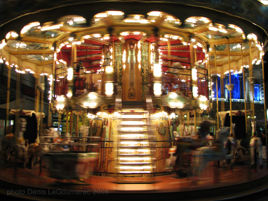 manege traditionnel