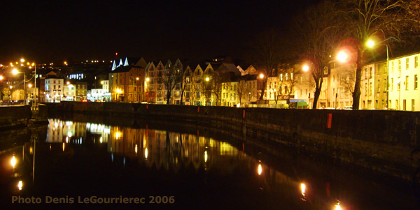 cork city, river lee