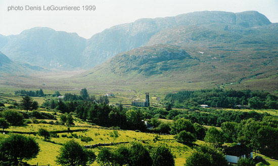 Poisoned Glen near Dunlewy