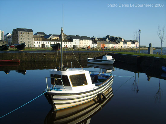 galway docks and harbour