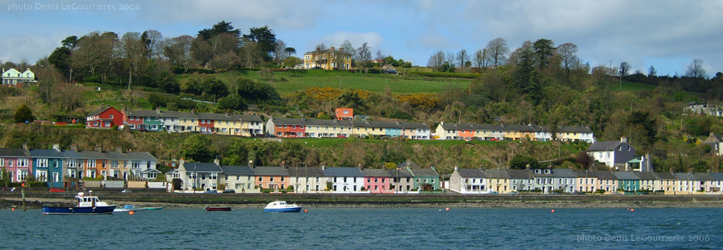 passage west panorama cork