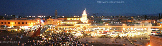marrakesh panorama