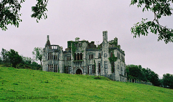 dunboy castle puxley manor