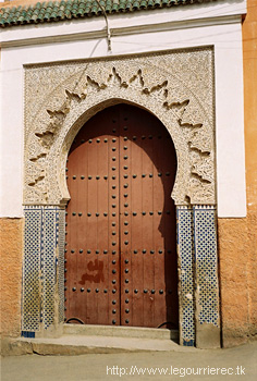 door marrakesh