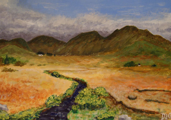 connemara painting