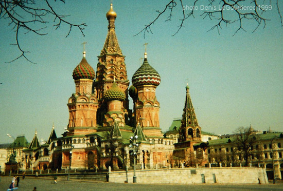 st basil Cathedral moscow
