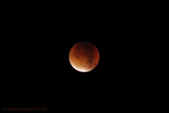 moon eclipse 27 september 2015