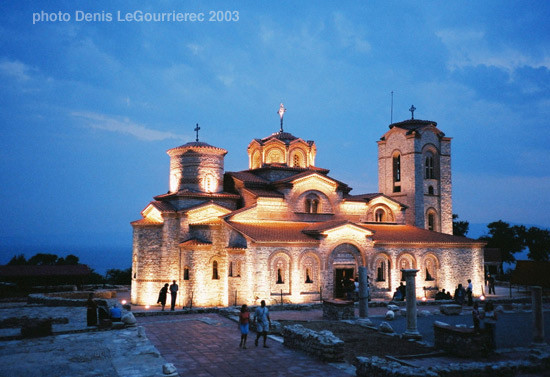 ohrid church